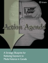 Action Agenda: A Strategic Blueprint for ... - The Free Radical