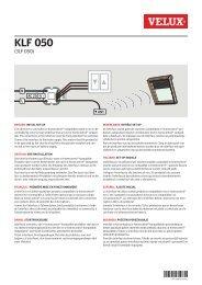 KLF 050 - Velux