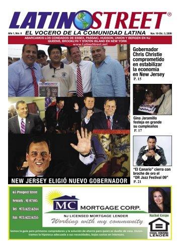 Cris Cristie Gobernador tenemos nuevo tenemos ... - LatinoStreet.Net