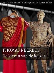 Thomas Neerbos (pdf) - Jonge Historici Schrijven Geschiedenis