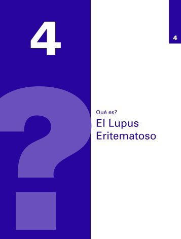 El Lupus Eritematoso