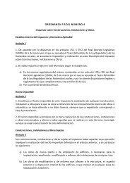 Impuesto Construcciones, Instalaciones y Obras 2012