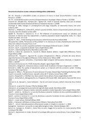 Clicca qui per accedere alla Bibliografia - Programma Leonardo