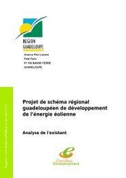Analyse de l'existant - Préfecture de région Guadeloupe