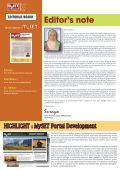 Issue 12 : October 2011 - March 2012 - malaysian society for ... - Page 2