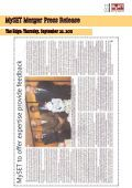 Issue 12 : October 2011 - March 2012 - malaysian society for ... - Page 3