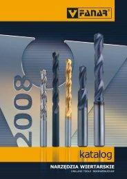 Katalog Narzędzia wiertarskie 2008-2 - Polnar