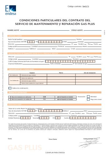 Condiciones del contrato multicanal bbva for Oficina online endesa