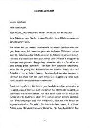 Rede des Standesbeamten als PDF