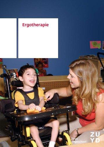 Ergotherapie - Zuyd