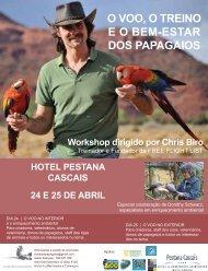 PROGRAMA_português - Clube dos Papagaios