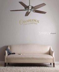SIMPLY elegant - Casablanca Fan