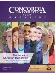 Summer '13 Edition - Concordia University