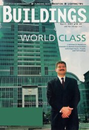 Buildings Magazine - Cushman & Wakefield