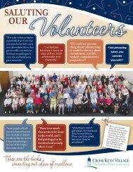 Download the Spring 2013 Issue Volunteer Saluet (PDF)
