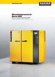 ASD 18,5–30 kW - KAESER Kompressorer