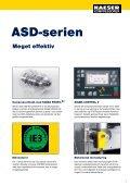 ASD 18,5–30 kW - KAESER Kompressorer - Page 7