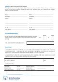 General Application Form - Support Staff - Manchester Academy - Page 6