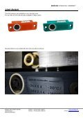 Download Limit switch LS201 - Nagler Normalien GmbH - Page 3