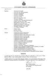 letter.pdf - University Grants Commission - Sri Lanka