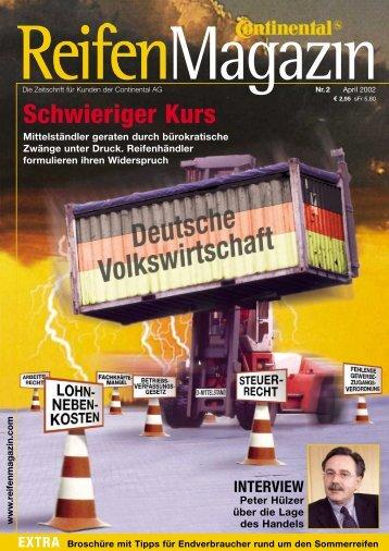 Schwieriger Kurs - Continental ReifenMagazin