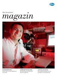 magazin Pfizer Deutschland