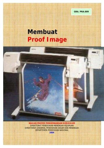 Membuat Proof Image - e-Learning Sekolah Menengah Kejuruan