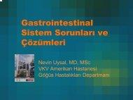 Gastrointestinal Sistem Sorunları ve Çözümleri