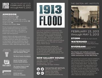 Download the exhibition brochure - Dayton Art Institute