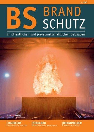 brandschutz - Bauhandwerk