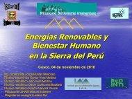 C - Asociación Peruana de Energía Solar y del Ambiente