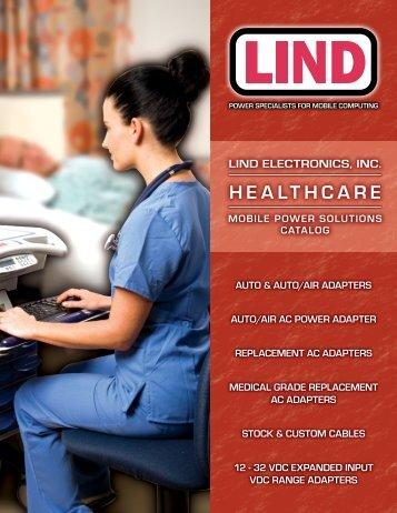 HEALTHCARE - Lind Electronics