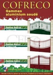 Aluminium Soudé - espace-terrassesetjardins