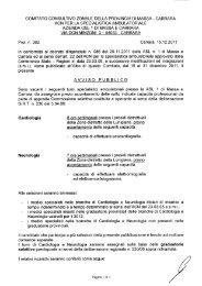 comitato consultivo zonale della provincia di massa - carrara acn ...