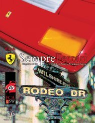 Volume 13 Issue 3 - May/June 2006 - Ferrari Club of America ...