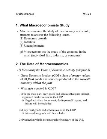 what macroeconomics is about and what macroeconomists do economics essay Macroeconomics is the branch of economics that looks at economy in a broad macroeconomists tend to be all about economic macroeconomics vs microeconomics.