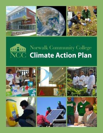 Norwalk Community College Climate Action Plan - ACUPCC ...