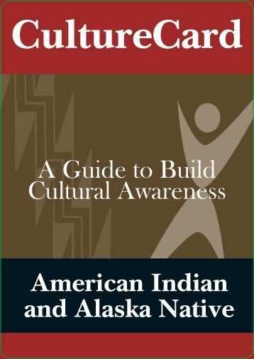 CultureCard: A Guide to Build Cultural Awareness - Navajo County ...