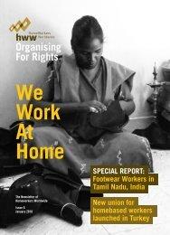 We Work At - Homeworkers Worldwide