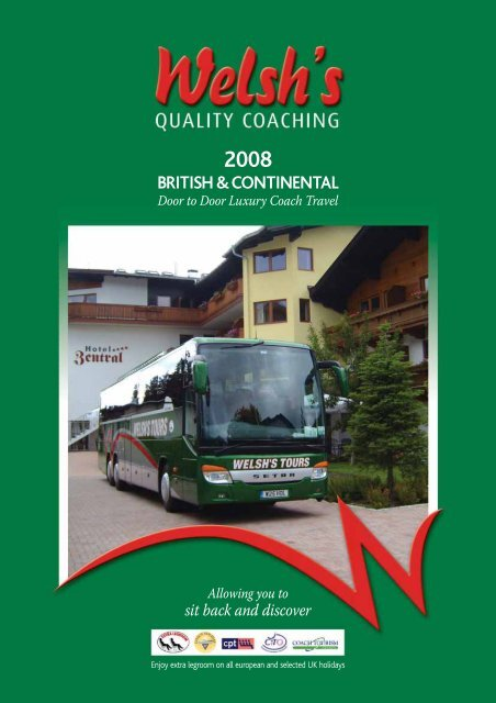 Spain - Welsh's Coach Holidays