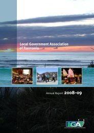 Annual Report 2008-2009 - Local Government Association of ...