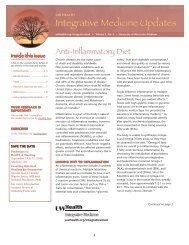 Volume 1, Issue No. 2 (PDF) - UW Health