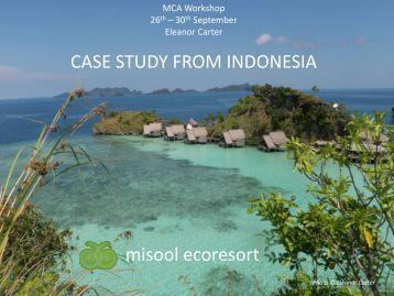 Presentation - Marine Conservation Agreements
