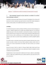 MÓDULO 2 – VALORACIÓN CON FINES CATASTRALES ...