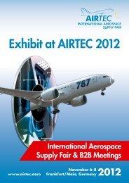 Exhibit at AIRTEC 2012