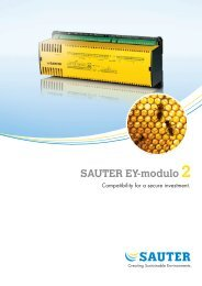SAUTER EY-modulo 2