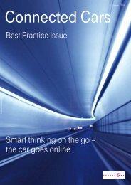 the car goes online - M2M Machine to Machine - Deutsche Telekom