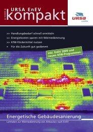 URSA EnEV Energetische Gebäudesanierung - DUMA GmbH