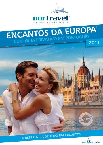 ENCANTOS DA EUROPA - Nortravel