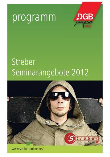 Streber für Jugendliche 2012 - Streber-Online